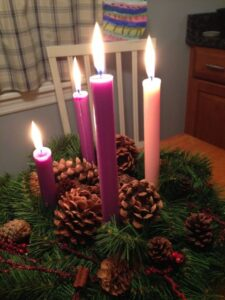 Advent fourth week