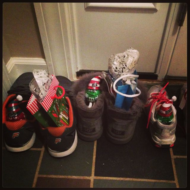 Happy St. Nicholas Day. What's in your shoe? | Not Strictly Spiritual