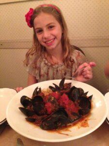 Chiara mussels