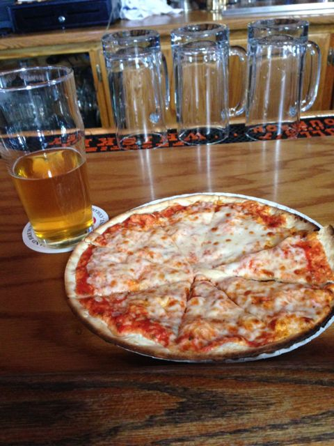 beer hall pizza