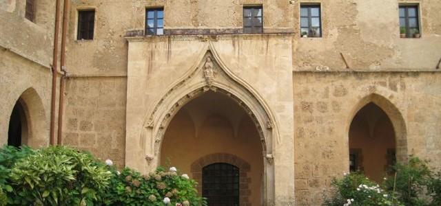 Subiaco courtyard