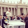 pope francis popemobile