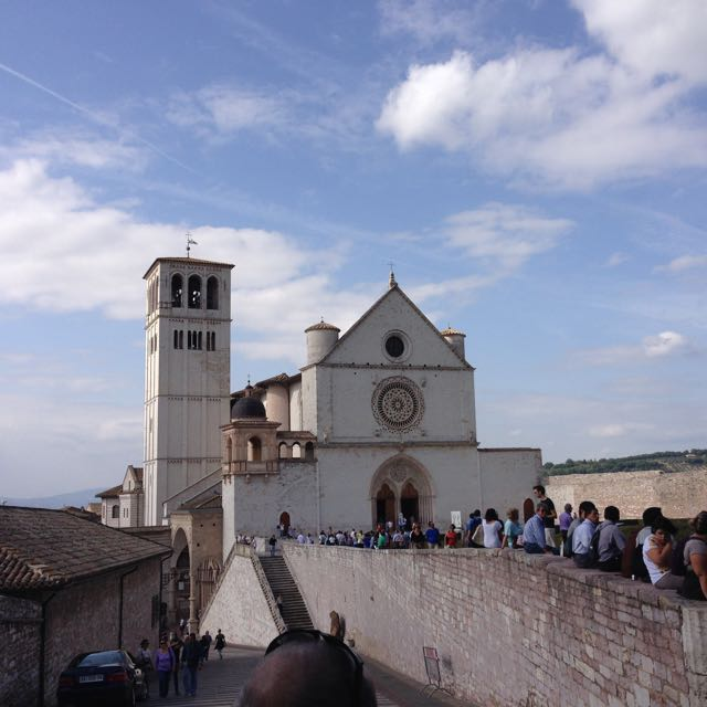 Assisi Basilica of St Francis