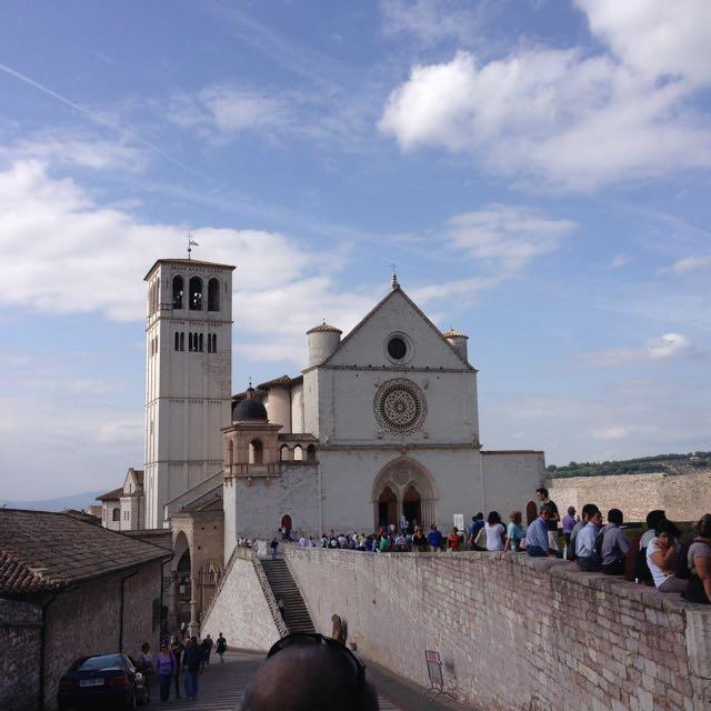 Assisi Basilica of St Francis