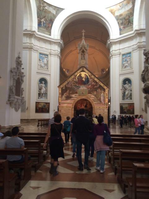 Assisi portiuncula