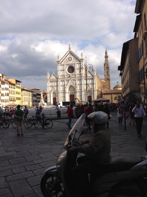 Florence Santa Croce