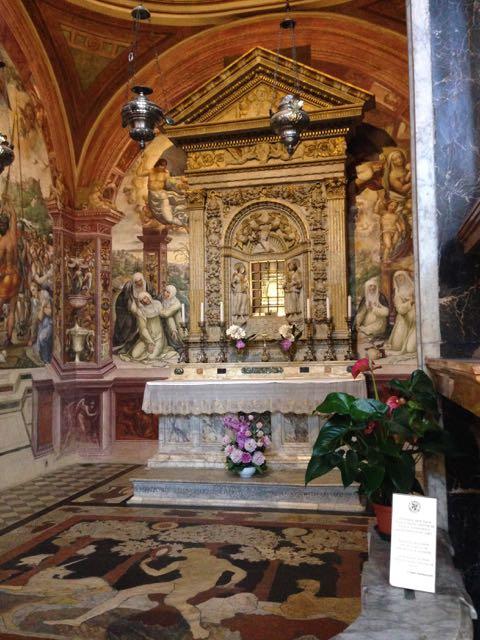 Siena St Catherine