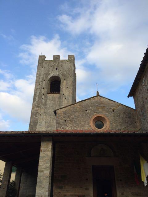 Former abbey