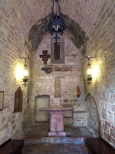 assisi shrine
