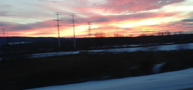 syracuse sunset