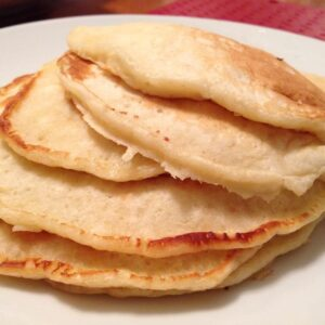 Fat Tuesday pancakes