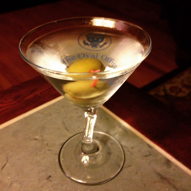 martinis winter