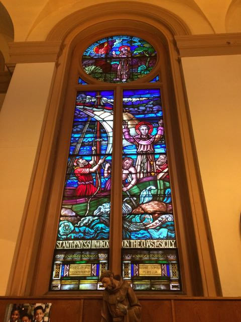Easter NYC soho church