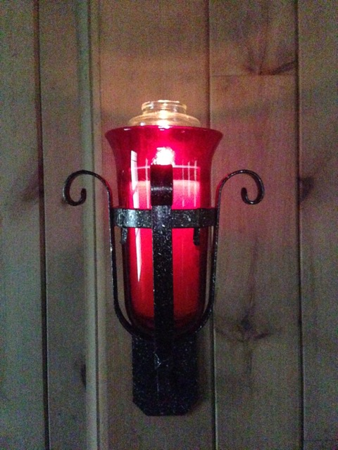 sorrow candle
