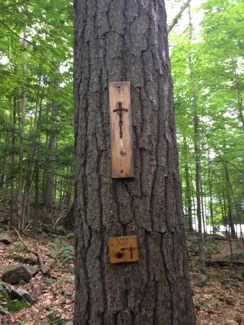 sorrow crucified