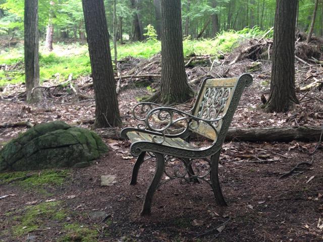sorrow empty chair