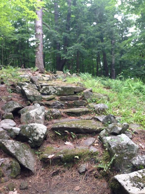 sorrow stone steps