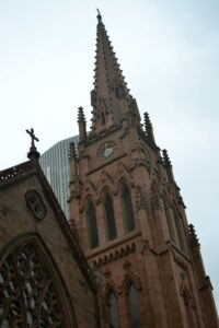 Albany cathedral